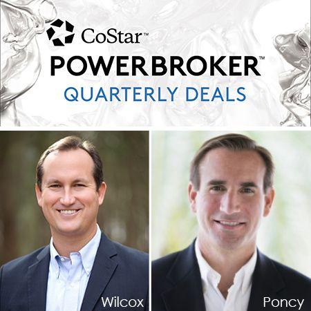 Brian Wilcox and Matt Poncy, Power Brokers winners