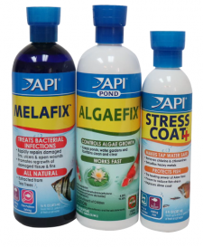 API Pet Bottles