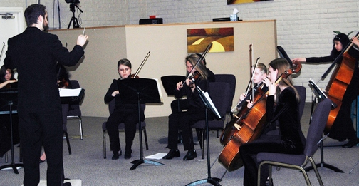 Scottsdale Youth Orchestra Group
