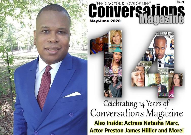 Cyrus Webb Conversations Magazine