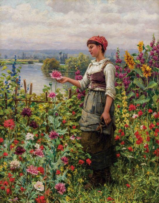 Daniel Ridgway Knight (1839-1924) $52,000.