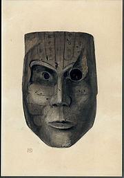Bear Man Mask - Wells Sawyer