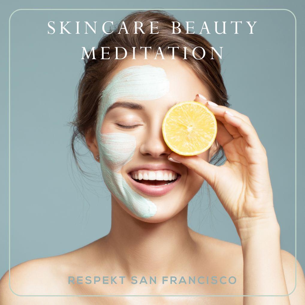 Skincare Beauty Meditation Album Artwork