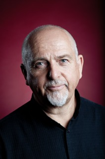 Peter Gabriel (photo by Jon Enoch)
