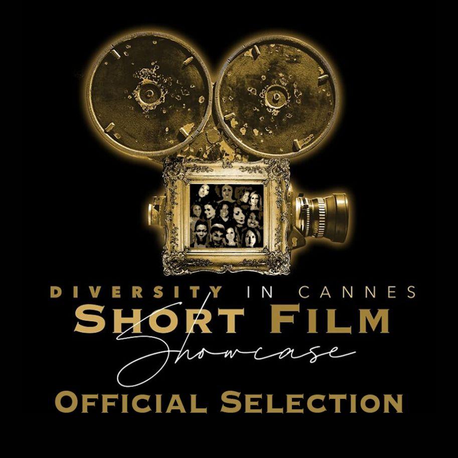 Diversity in Cannes Short Film Showcase Logo