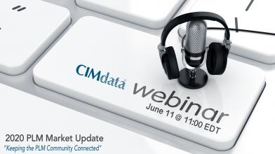 CIMdata PLM Webinar for June