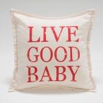 Live Good Baby Pillow