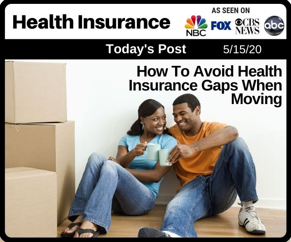 How To Avoid Health Insurance Coverage Gaps...