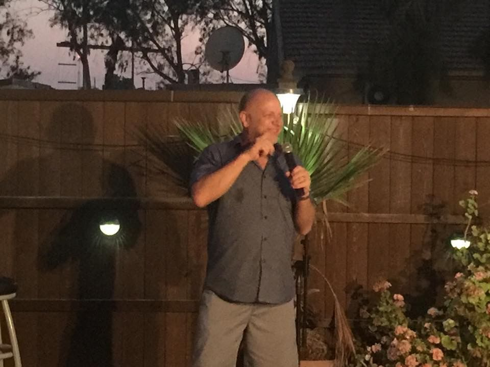 Don Barnhart Brings Laughter Directly To Your Door