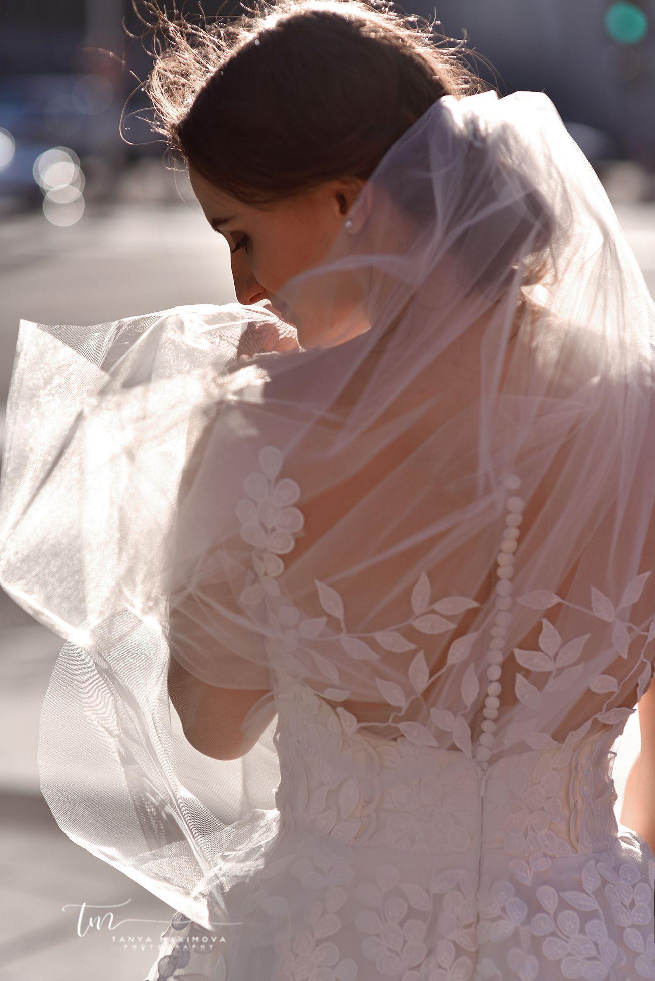 Wedding dress at Diamond Bridal Gallery