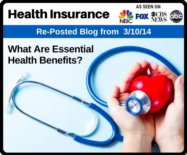 What Are Essential Health Benefits and Who Has...
