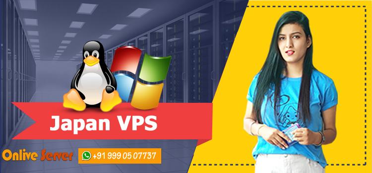 Japan VPS Server Hosting