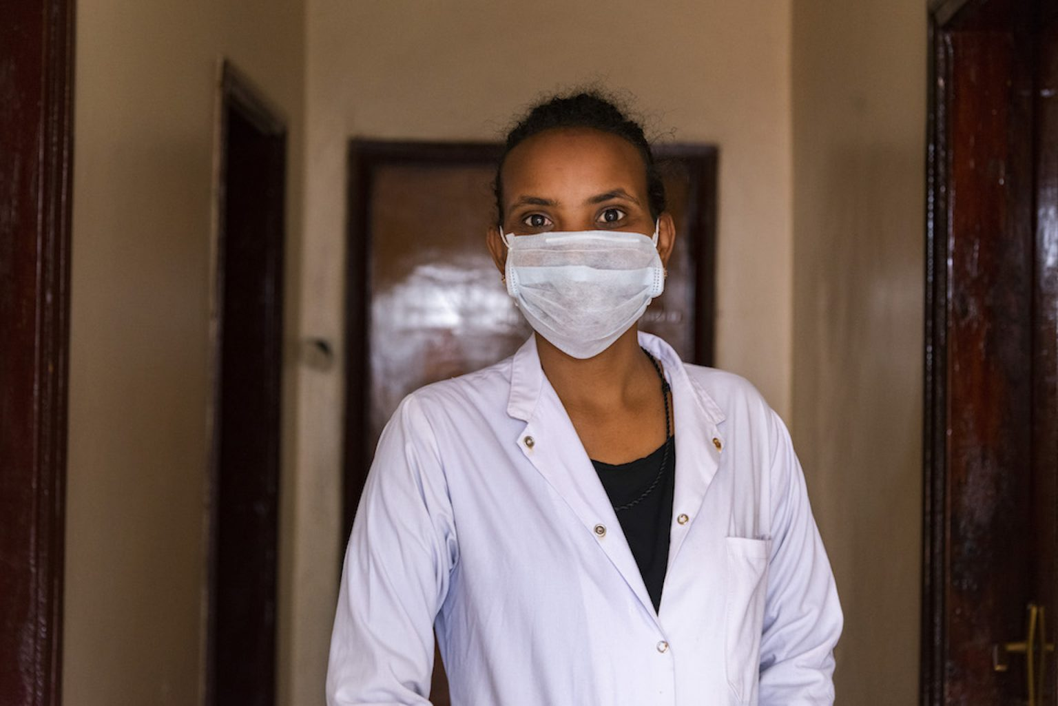 Providing medical support in Ethiopia