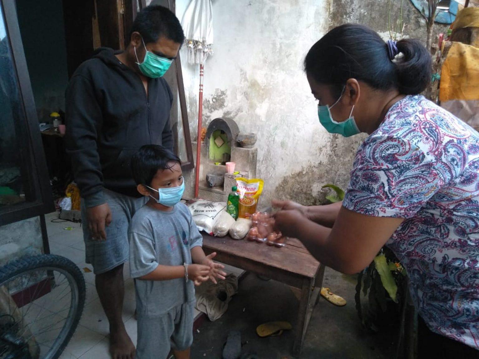 Quarantine Heroes in Indonesia