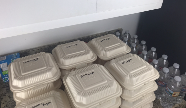 Packaged Meals