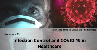 Infection Control and COVID-19 Online Training