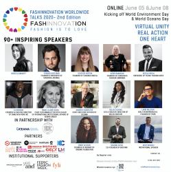Fashinnovation Worldwide Talks 2020- Summit 2