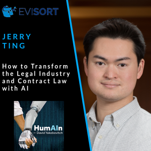 Jerry Ting, Evisort