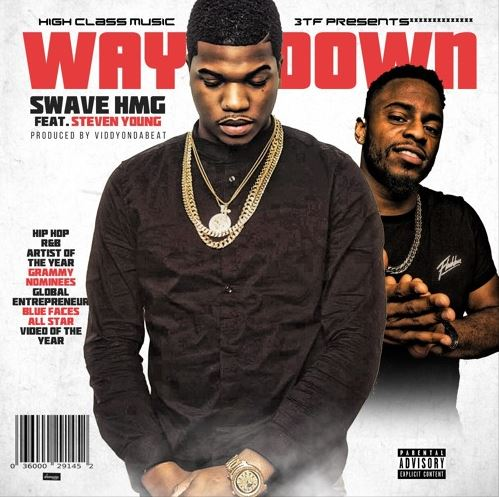 Waydown- Swave HMG feat Steven Young