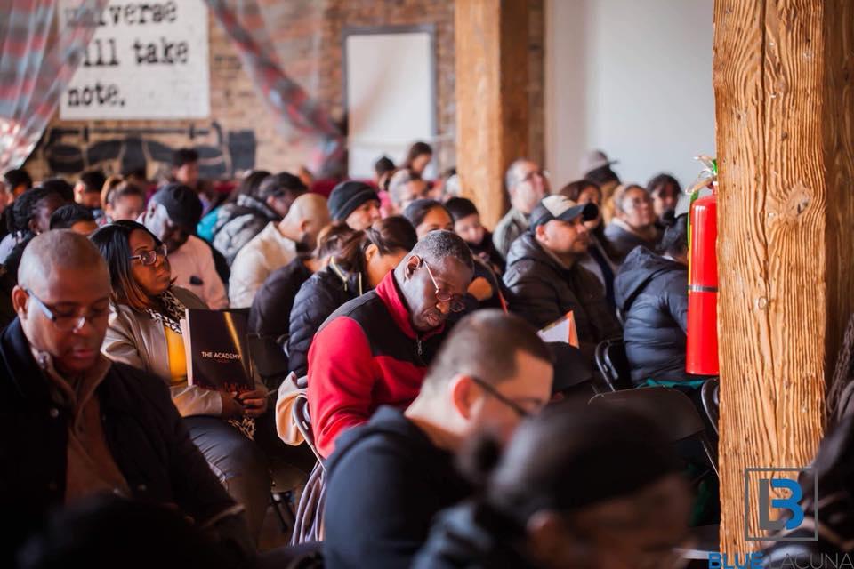Chicago Entrepreneurs at Blue Lacuna