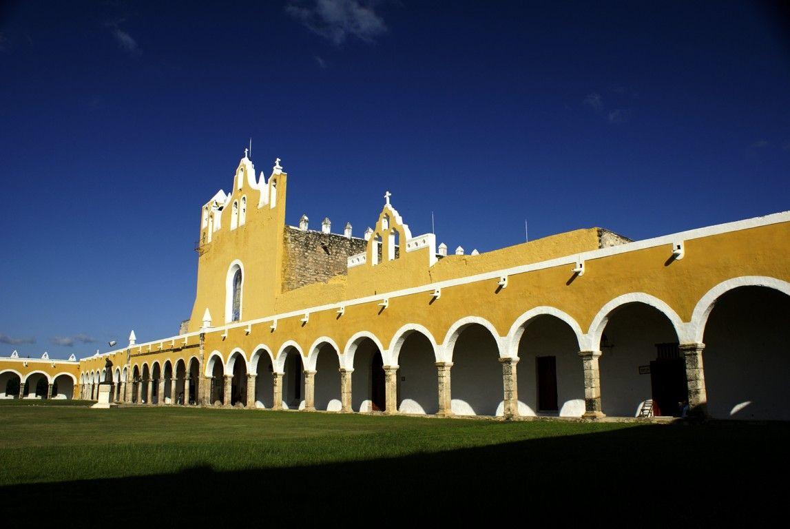 Convento Izamal 1280x768