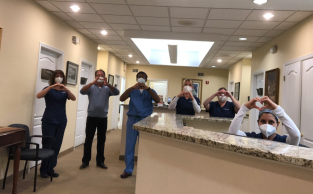 Ocean County Foot & Ankle Surgical Associates team