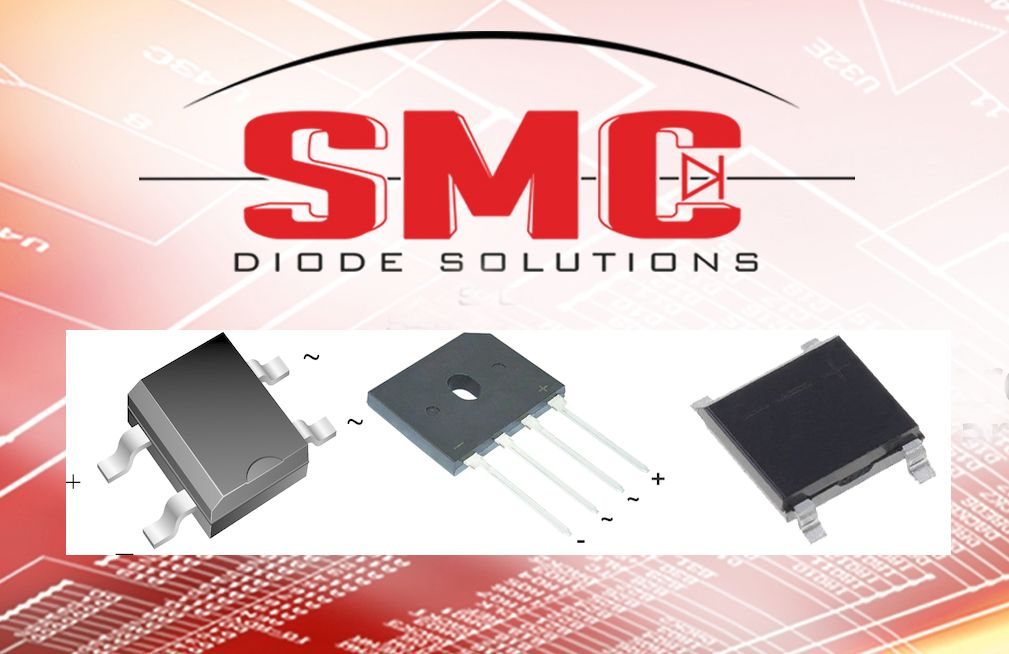 Bridge Rectifiers from SMC Diode Solutions