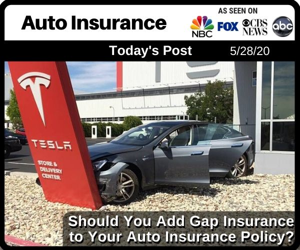 Should You Add Gap Insurance to Your Auto...