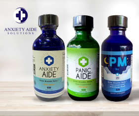 Anxiety Aide Solutions Products