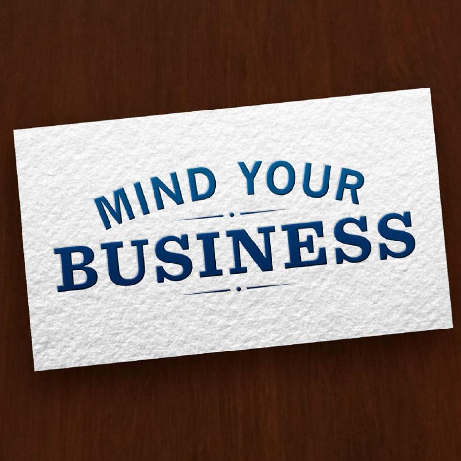 Mind Your Business Radio Show