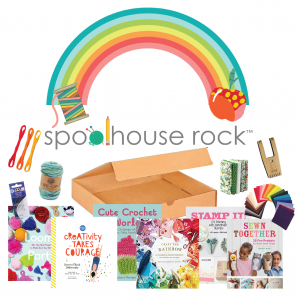 Spoolhouse Rock™ Weekly Materials Box