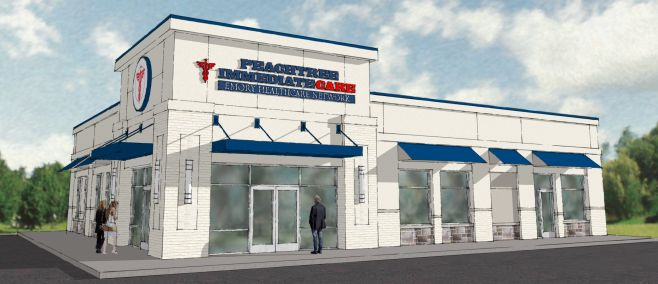 Manchester Expressway clinic opening early 2021
