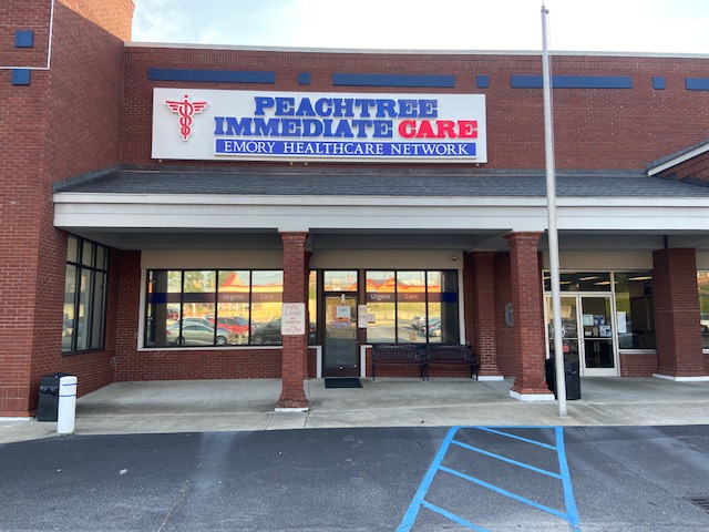 Peachtree Immediate Care's new Columbus clinic