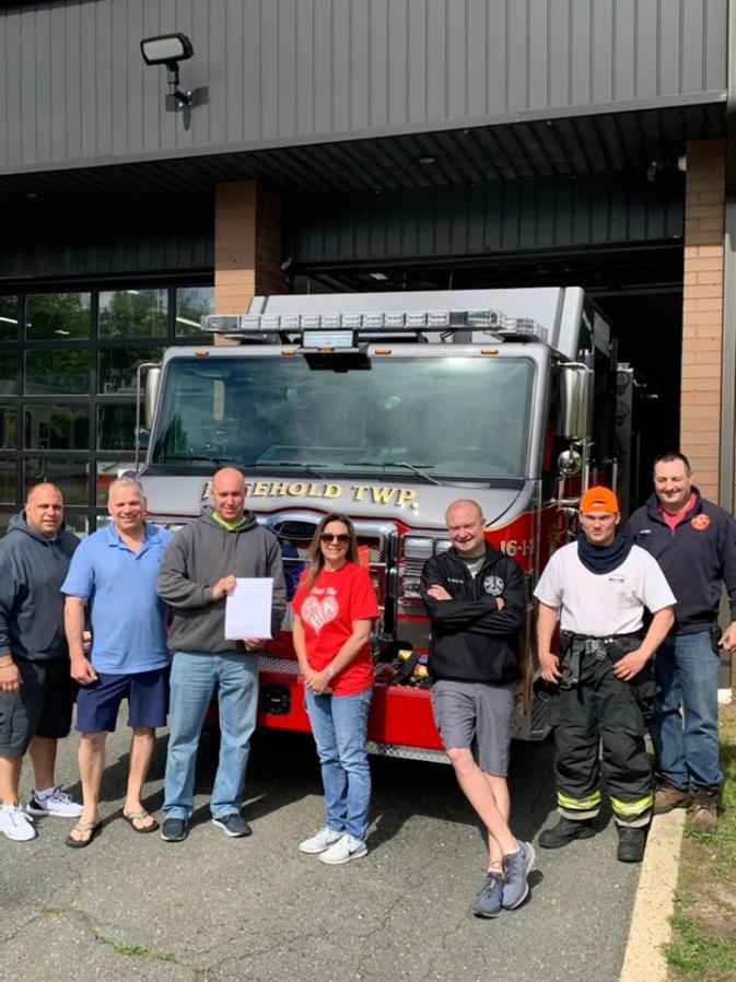 HFA honors local heroes.