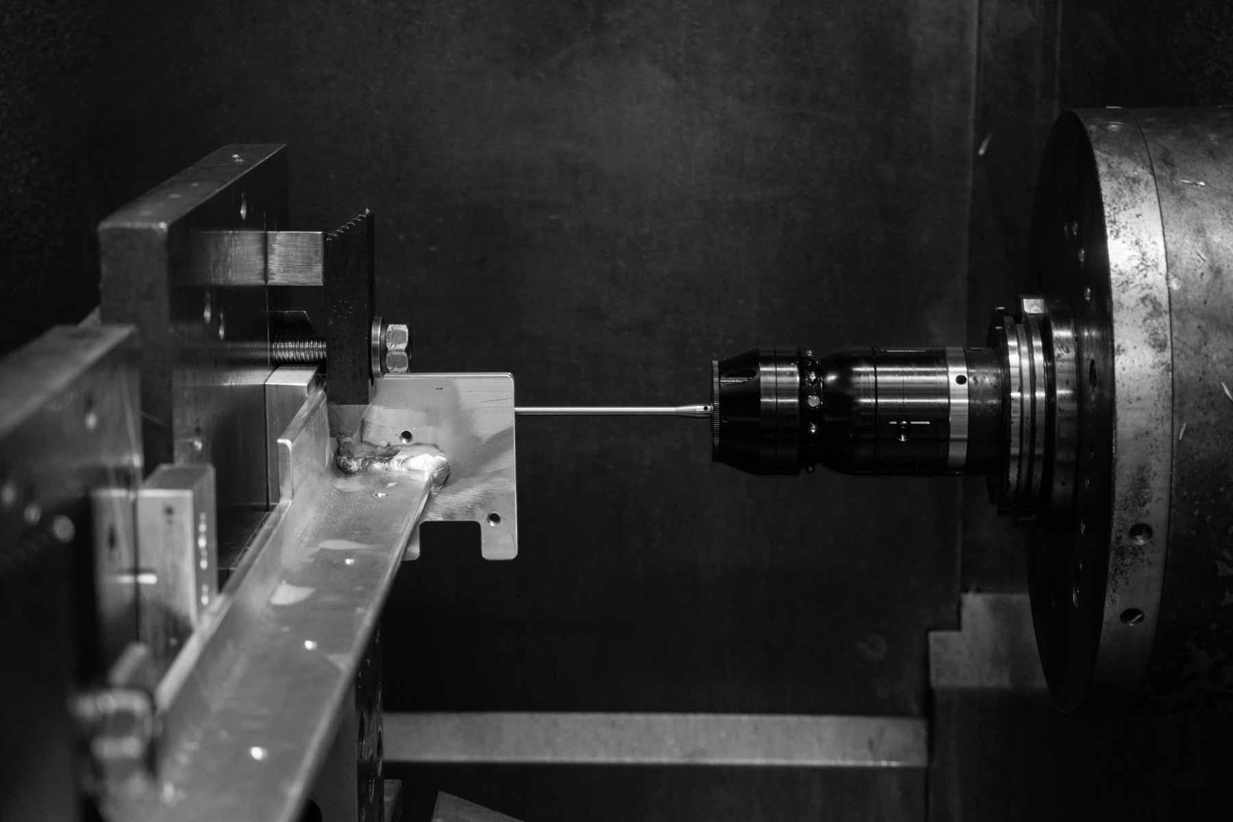 Titletown Mfg CNC horizontal milling machine