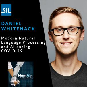 Daniel Whitenack, of SIL International