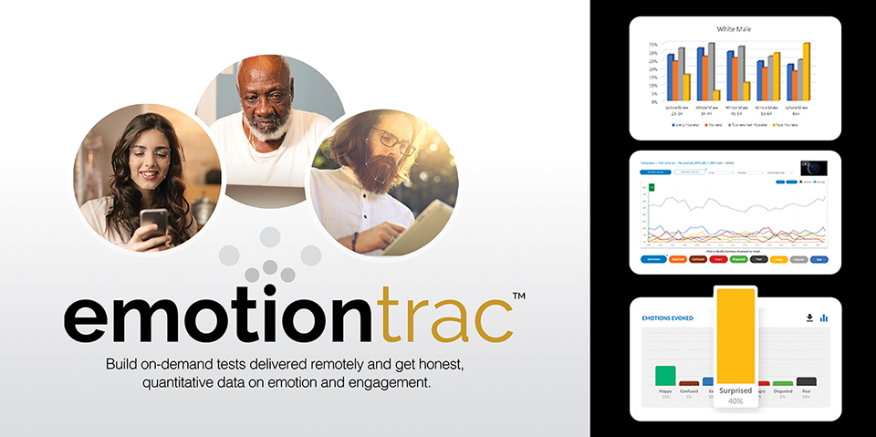 The EmotionTrac™ enabled platform from Jinglz
