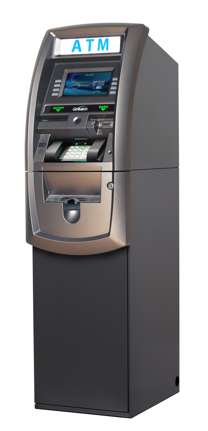 Genmega 2500 ATM with Vscan