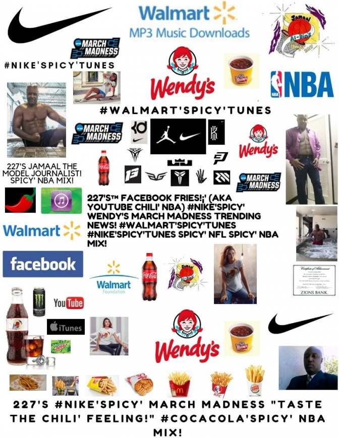 227's™ #BlackLivesMatter #NIKE'Spicy' NBA Mix!