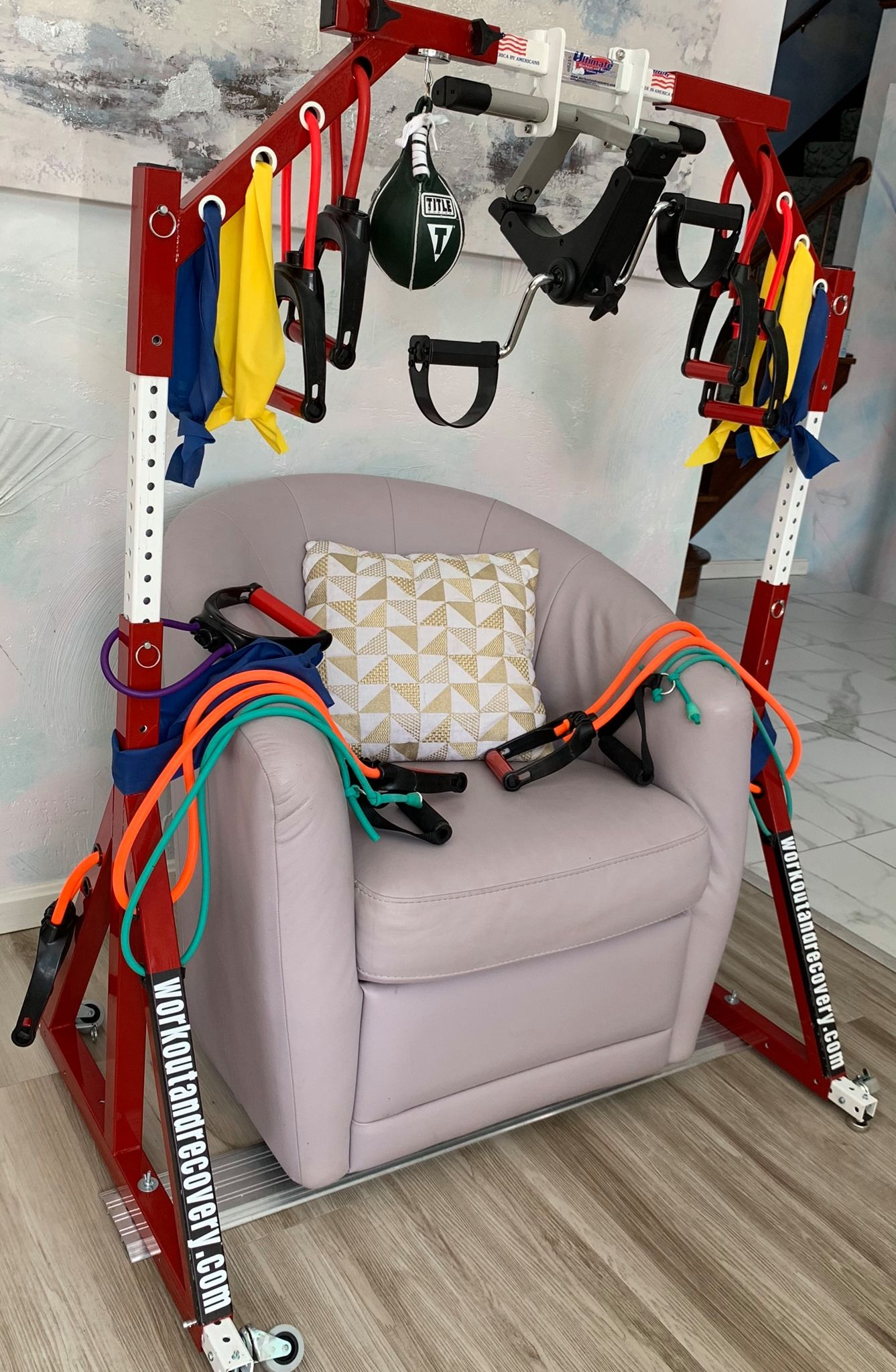 UWAR Portable Family Home Gym