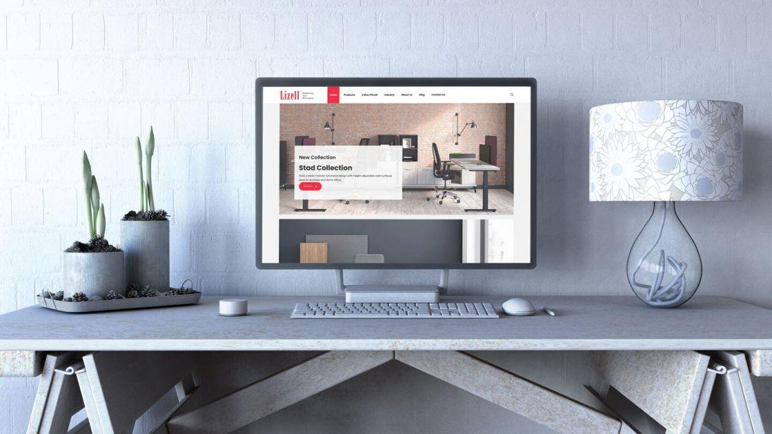 New Lizell Website