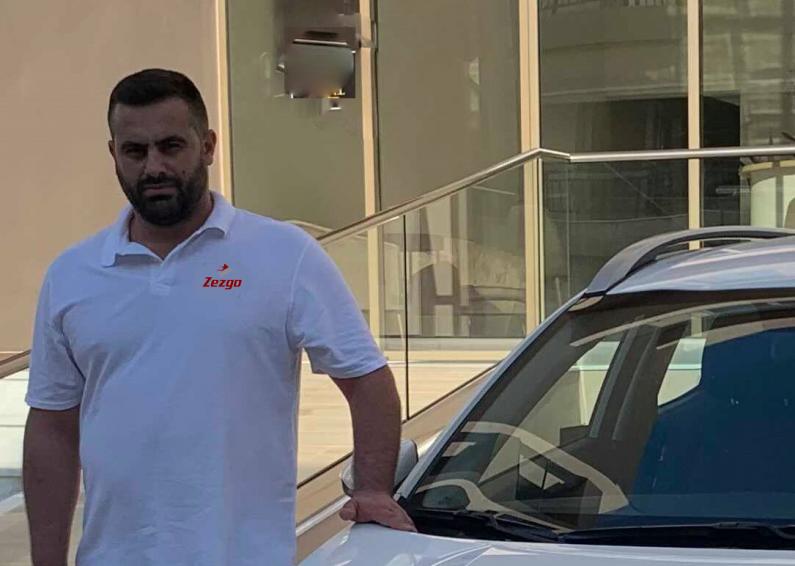 Zezgo Rent A Car - Mr Giaourtas Manager