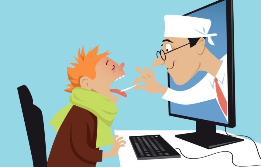 Virtual Doctor House Calls
