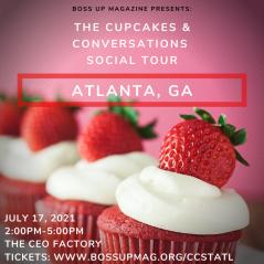 Cupcakes & Conversations: Atlanta