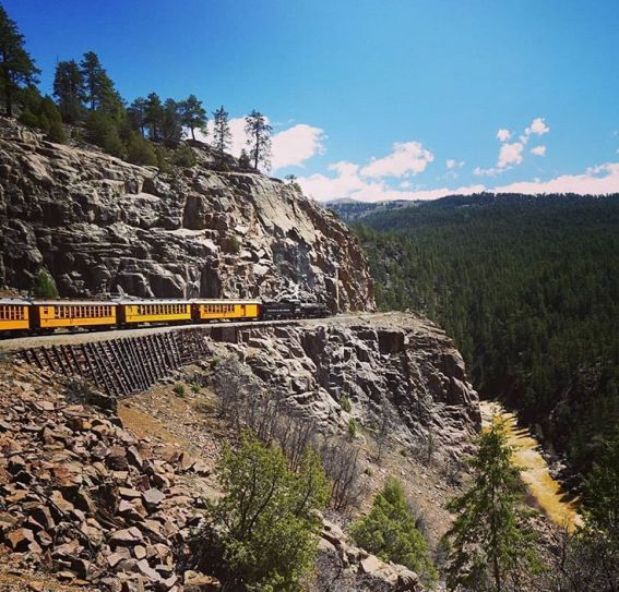 The D&SNGRR will resume service on June 23.
