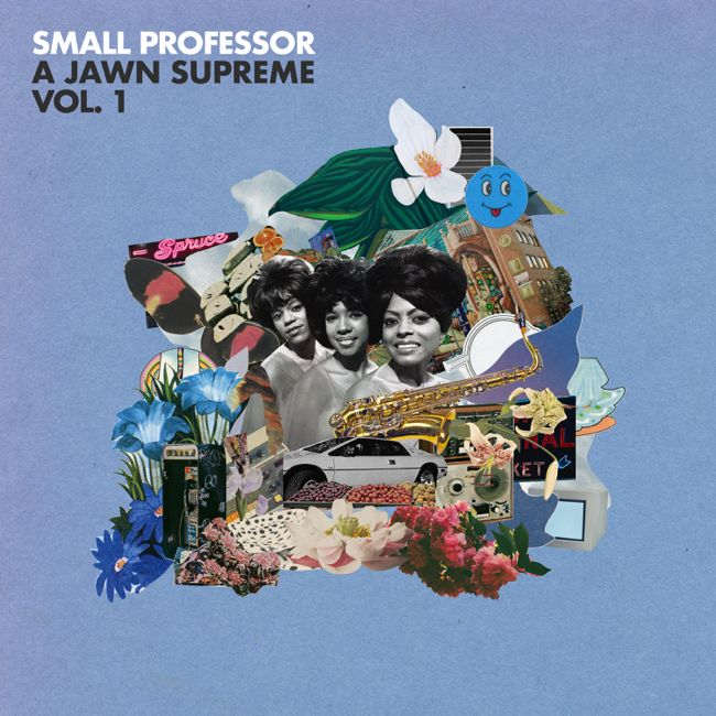 Small Professor - A Jawn Supreme (Vol. 1)