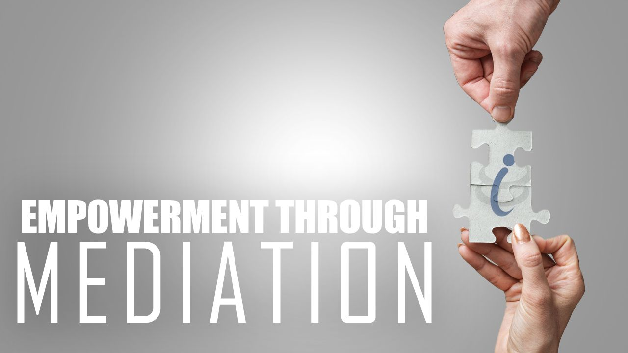 Empowerment Through Mediation Imediate Inc