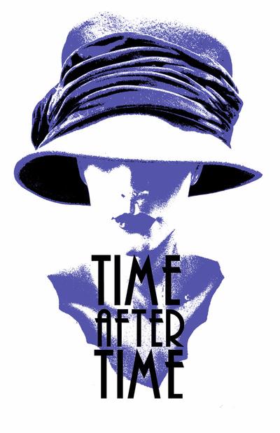 Time Bleu Logo