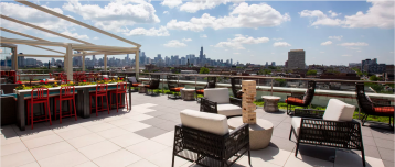 Hyatt Place Chicago / Wicker Park Kennedy Rooftop