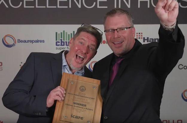 Award Winning Custom Home Builder Turns 50!